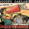 Occupy Moves Its Cause Indoors