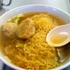 What to Have for Lunch Today: Wonton Soup at King Wonton & Noodle
