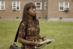MACALL  POLAY - If You Build It: Viola Davis is the life force that lifts the movie into an experience to savor.
