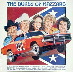 If you combined Dukes with The Streets of San Francisco, you'd have ensured the greatest car jumps in the history of television