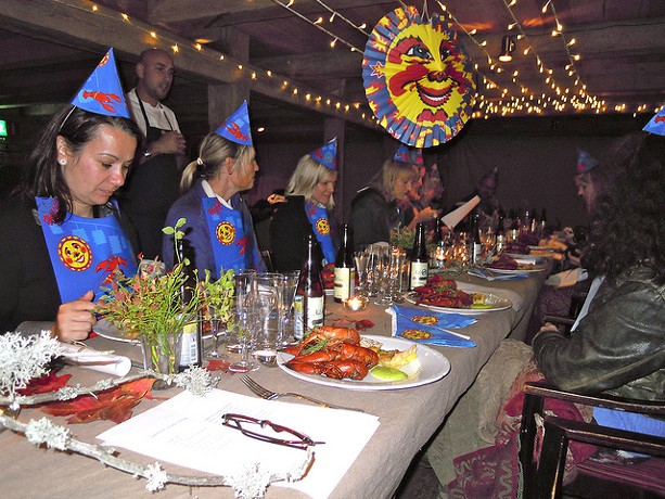 IKEA's hosting a crayfish party, maybe they'll cater our next birthday too? - FLICKR/STUA