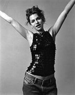 In All Her Glory-Hole: Sandra Bernhard.