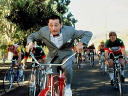 In other news Pee Wee's Big Adventure is Playing at the Castro Theatre next month