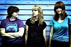 AUSTIN WARNOCK - In the Red ace: Vivian Girls.