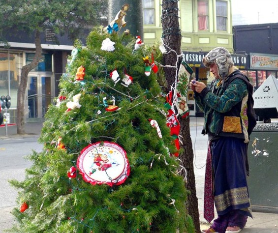 Incidentally, the Haight does kinda resemble Whoville - SF CITIZEN