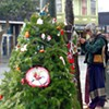 Guerrilla Christmas Tree Disappears From Upper Haight (Update)
