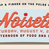 Indie Food and Indie Rock Come Together at Noisette