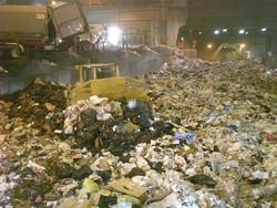 "Inside ""The Pit,"" where all San Francisco's trash ends up - JOE ESKENAZI"