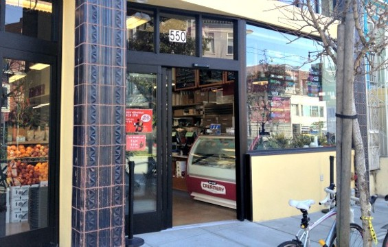 Instacart will be delivering from Bi-Rite's Divisadero store, according to Inside Scoop. - ANNA ROTH
