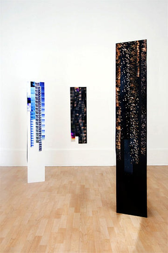 Installation, 2011 - SCOTT TRELEAVEN