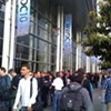 Potential iPhone Unveiling Draws Blockbuster Lines at WWDC