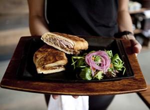 Ironside's cuban sandwich - JEN SISKA