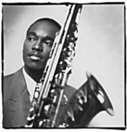 Irrepressible saxophonist James - Carter, of the Django Reinhardt - Project.