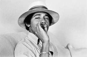 Is Obama just blowing smoke?