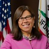 "California Tax Commissioner Betty Yee Takes on Google Over ""Make Me Asian"" App"