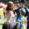 Cops Ban Kids From 'Family-Friendly Festival' (PICS)