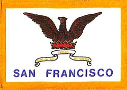 It'd be hard to fix San Francisco's myriad problems. How 'bout we just spiff up this old flag?
