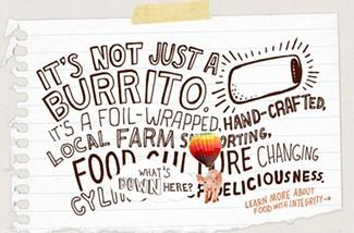 It's a fucking burrito, Chipotle.