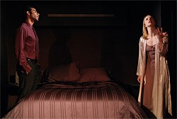JAMES FAERRON - It's a nice theater and set, but Yockey's play goes only skin-deep.