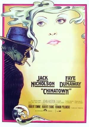 It's Chinatown, David. It's Chinatown. - DAVID LEE, CAVEC