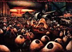 "FRANK  GARVEY - It's Hell on Earth for the ""Children's - Crusade."""