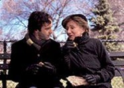 It's His Party: Don McKellar plays a - young man who chooses to die - rather than live with AIDS; Olympia - Dukakis is his mother.