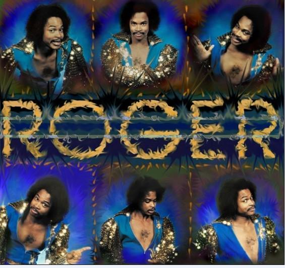 It's ROGER! - BENJAMIN MAIRS