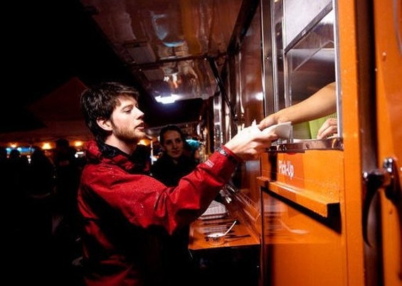 It's the Disneyland of food truck roundups - GIL RIEGO JR.