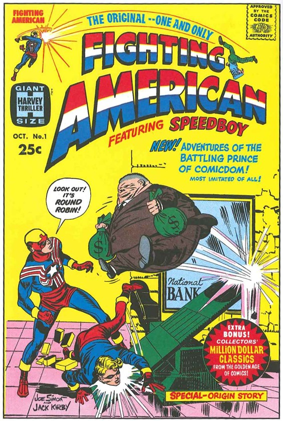 fighting_american_jack_kirby_round_robin.jpg