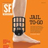 Jail To-Go: Ankle Bracelets Could be the Next Great Law Enforcement Tool, if the City Doesn't Get Defeated by Data