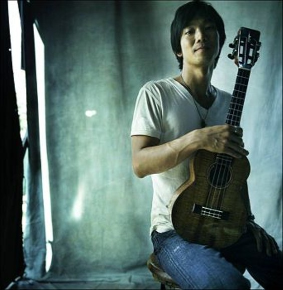 Jake Shimabukuro - DANNY CLINCH