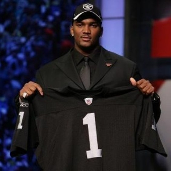 JaMarcus Russell is now No. 1 on a most unenviable list...