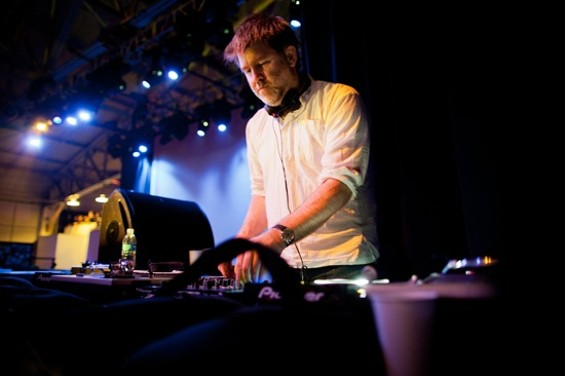 James Murphy - BRYAN DERBALLA/CREATORS PROJECT