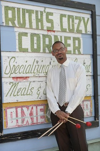 Jason Marsalis starts a four-night residency at SFJAZZ this Thursday, Dec. 4. - JEFF STROUT