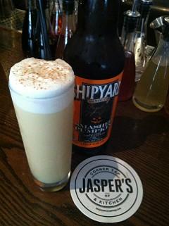 Jasper's Rum Shaker. - JASON HENRY