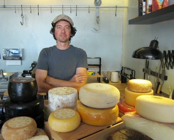 Jay Esopenko brings modern gourmet provisions to North Beach at Little Vine - W. BLAKE GRAY
