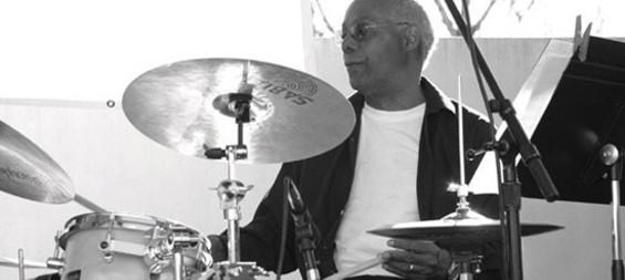 Jazz drummer Eddie Marshall passed away this week. - CURTIS THOMSON