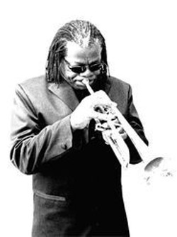 Jazz legend Eddie Gale jams with Mushroom.