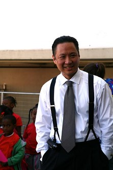Jeff Adachi claims he's doing the work of three men - RICHARD BUI