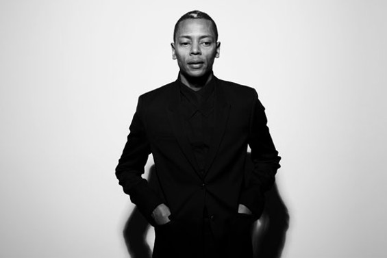 Jeff Mills plays Public Works on Friday.
