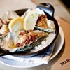 Jennifer Puccio's Baked Oysters