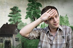 Jens Lekman: A Swedish ladies' man.