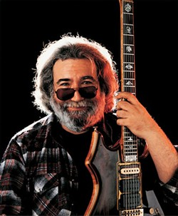 HERB GREENE - Jerry Garcia would've been 71 this week.