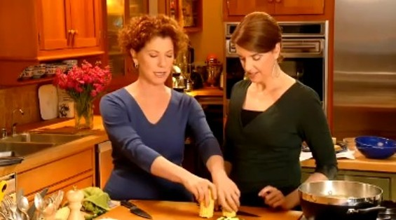 Joanne Weir's Cooking Confidence, a new series on KQED. - PBS