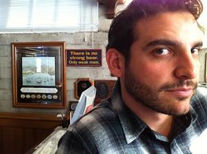 Joel Teitelbaum, the Starlight Room's bar manager