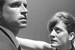 DAVID  HOLL - John Andrew Stillions as William and Heidi - Wolff as Faye.