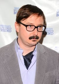 John Hodgman and his face - GETTY IMAGES