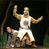 Familiarity with Monty Python's movies doesn't breed fondness for <i>Spamalot</i>