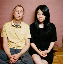 AUTUMN DE WILDE - John Vanderslice and Magik*Magik director Minna Choi.