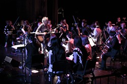 MOSES NAMKUNG - John Vanderslice and Magik*Magik Orchestra